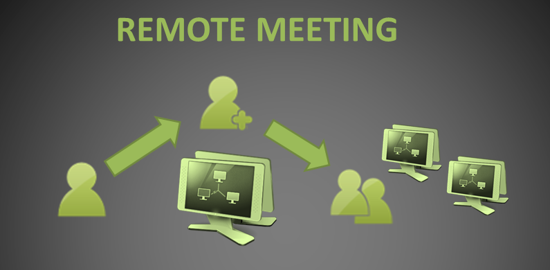 online meeting screen sharing free Meetings & collaboration conduct meetings share your screen and collaborate further via the whiteboard download and use teamviewer for free for private.